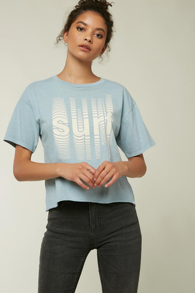SHIMMER ON TEE