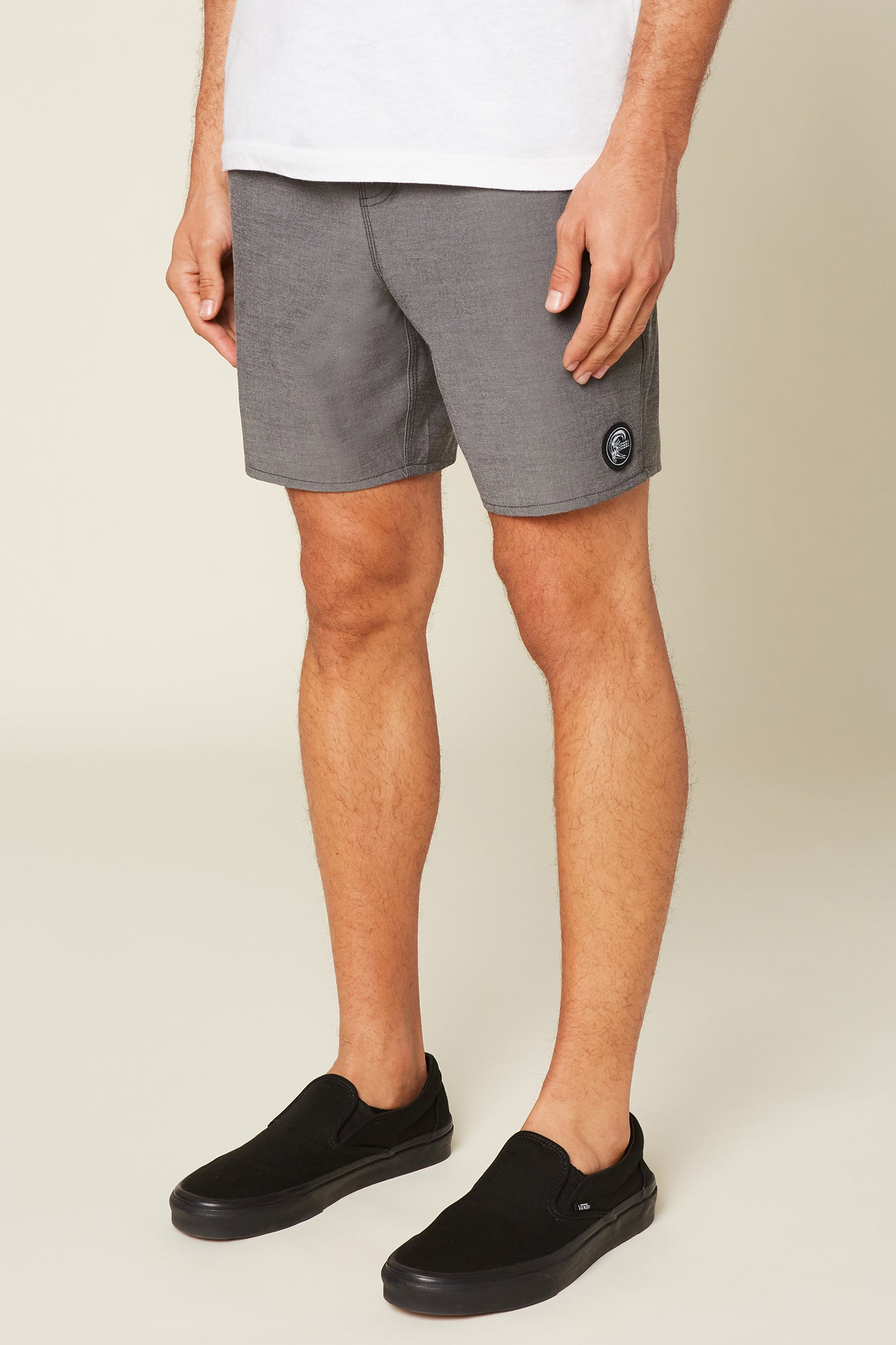 Solid Volley Boardshorts - Black | O'Neill