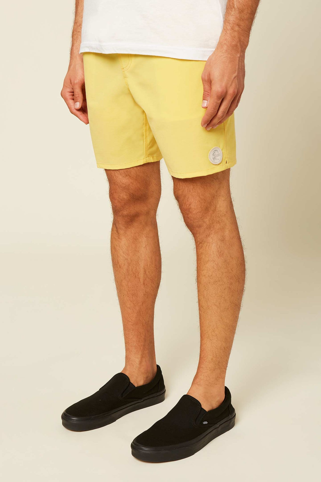 Solid Volley Boardshorts - Lemon | O'Neill