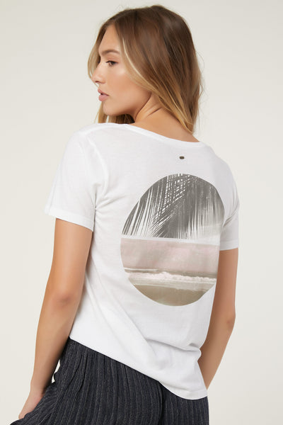 SPLIT SCREEN TEE