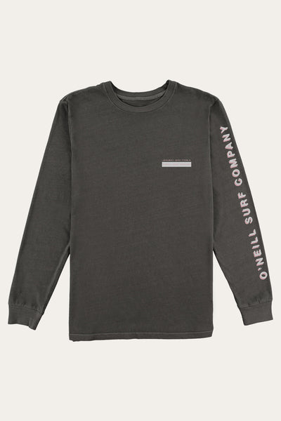 SQUARED LONG SLEEVE TEE