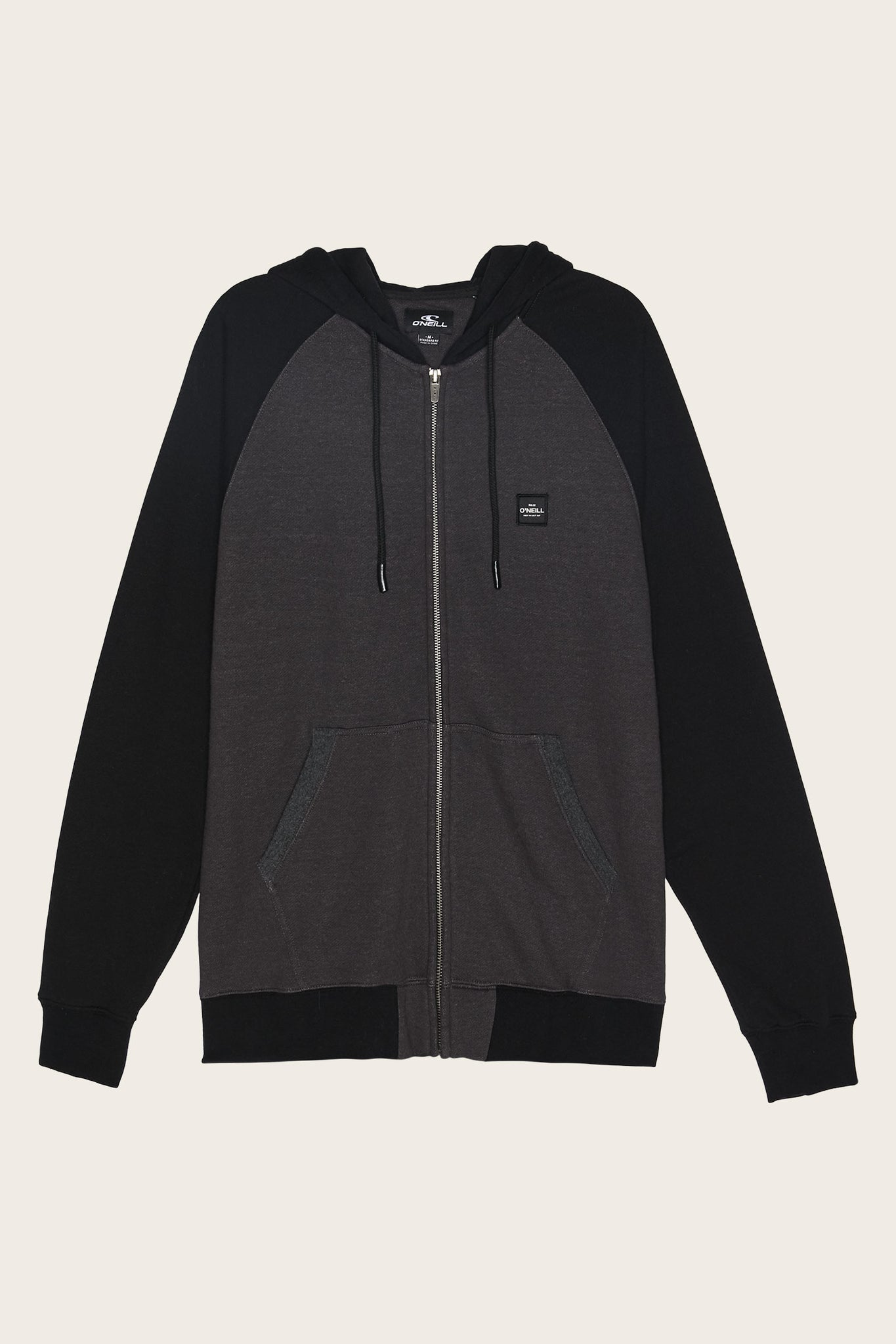 Standard Hoodie - Heather Black | O'Neill