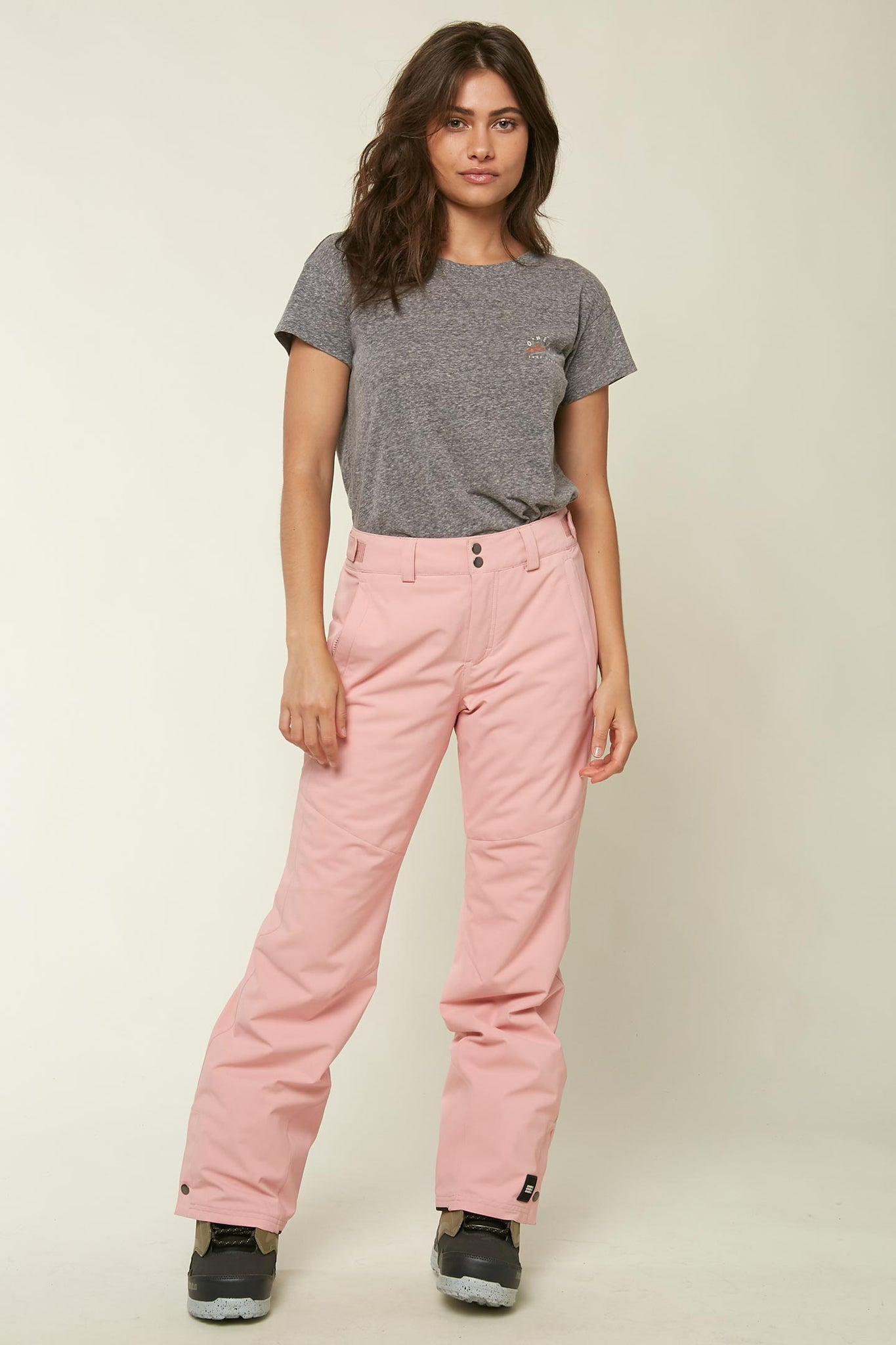 Star Insulated Pants - Bridal Rose | O'Neill