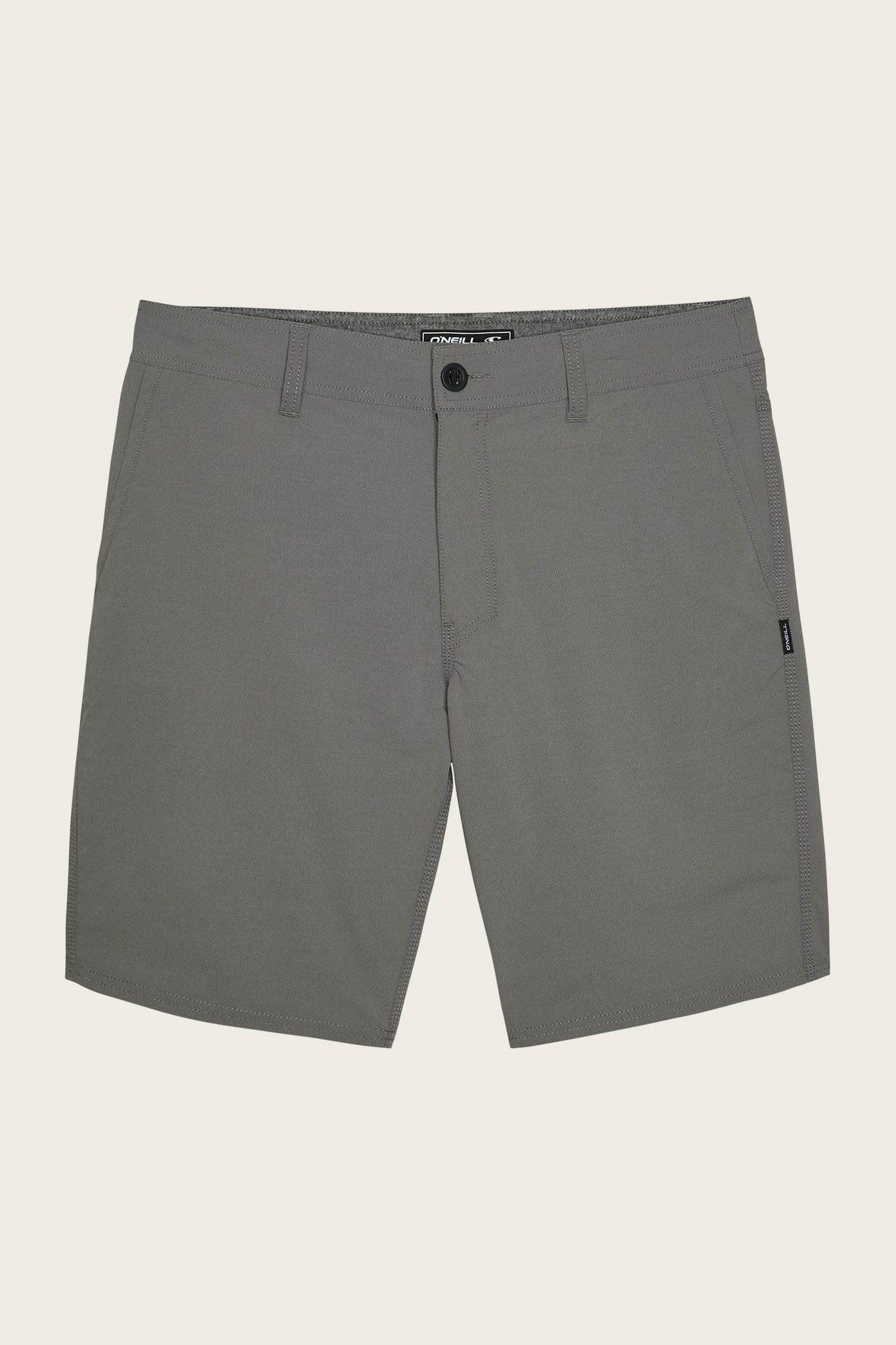 Stockton Hybrid Shorts - Grey | O'Neill