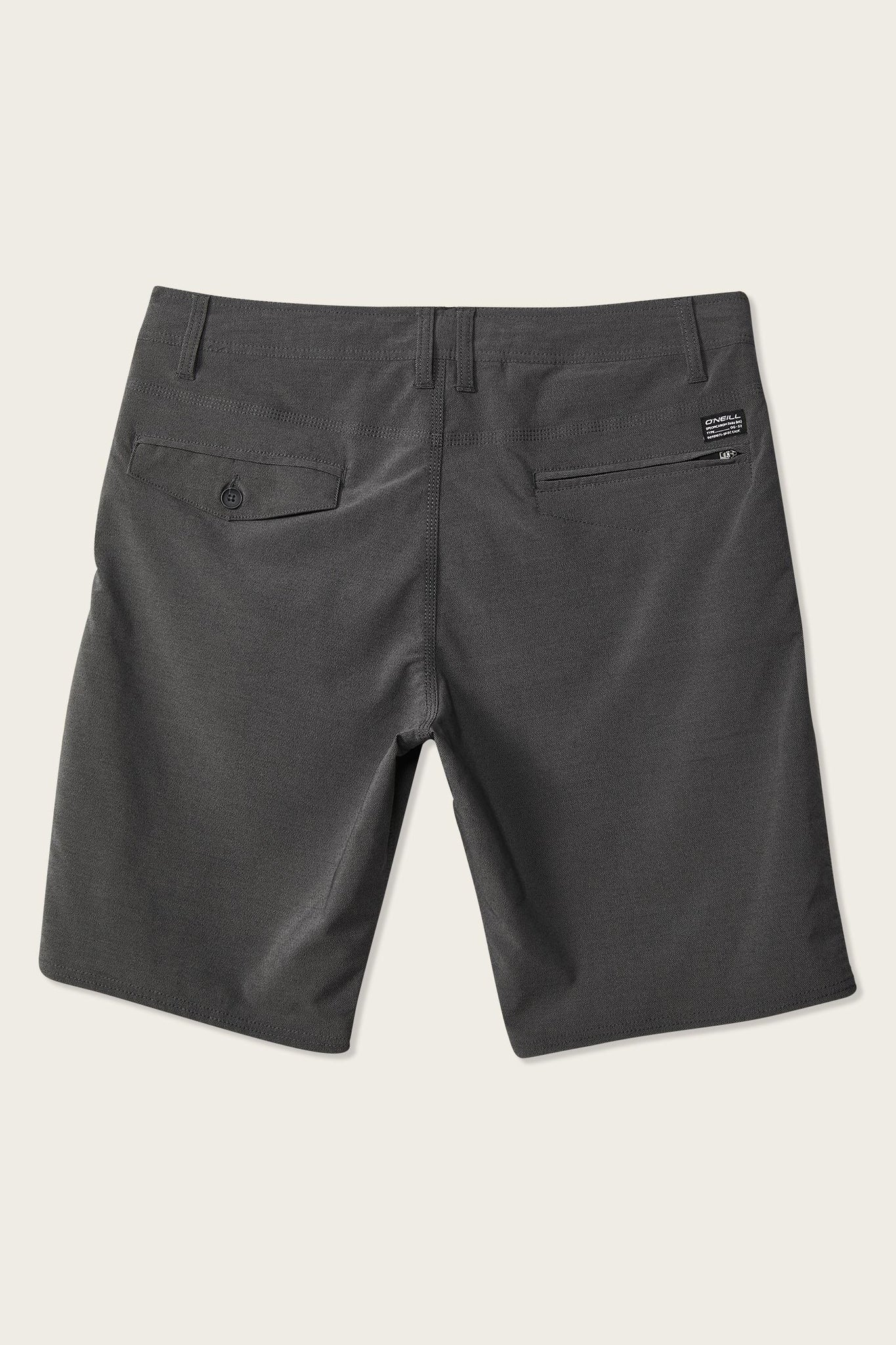 Boys Stockton Hybrid Shorts - Black | O'Neill
