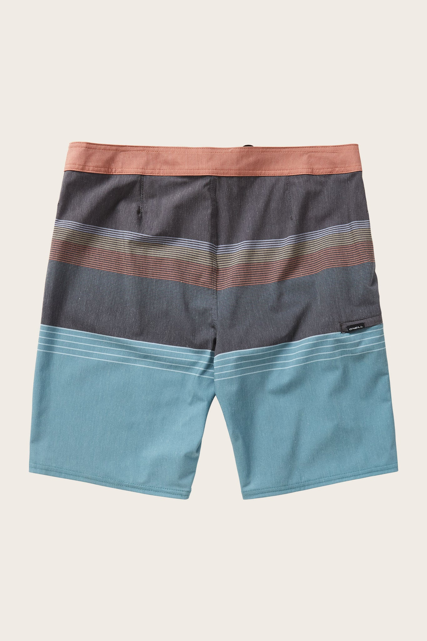 Stripe Club Boardshorts - Black 2 | O'Neill