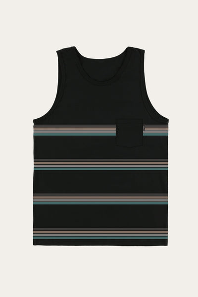 STRIPE CLUB TANK