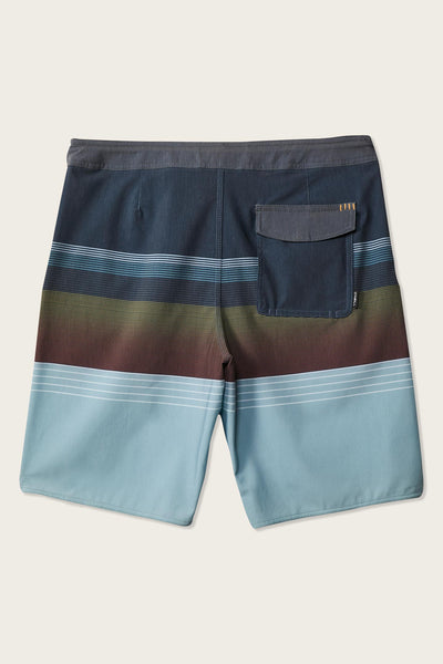 STRIPE CLUB CRUZER BOARDSHORTS