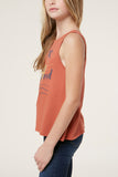 GIRLS SUNBEAM TANK TOP