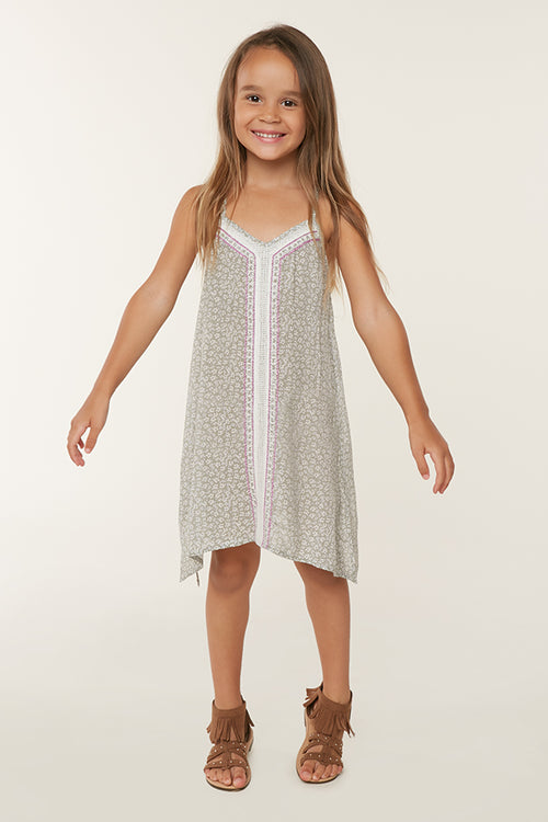 LITTLE GIRLS SUNNY DRESS