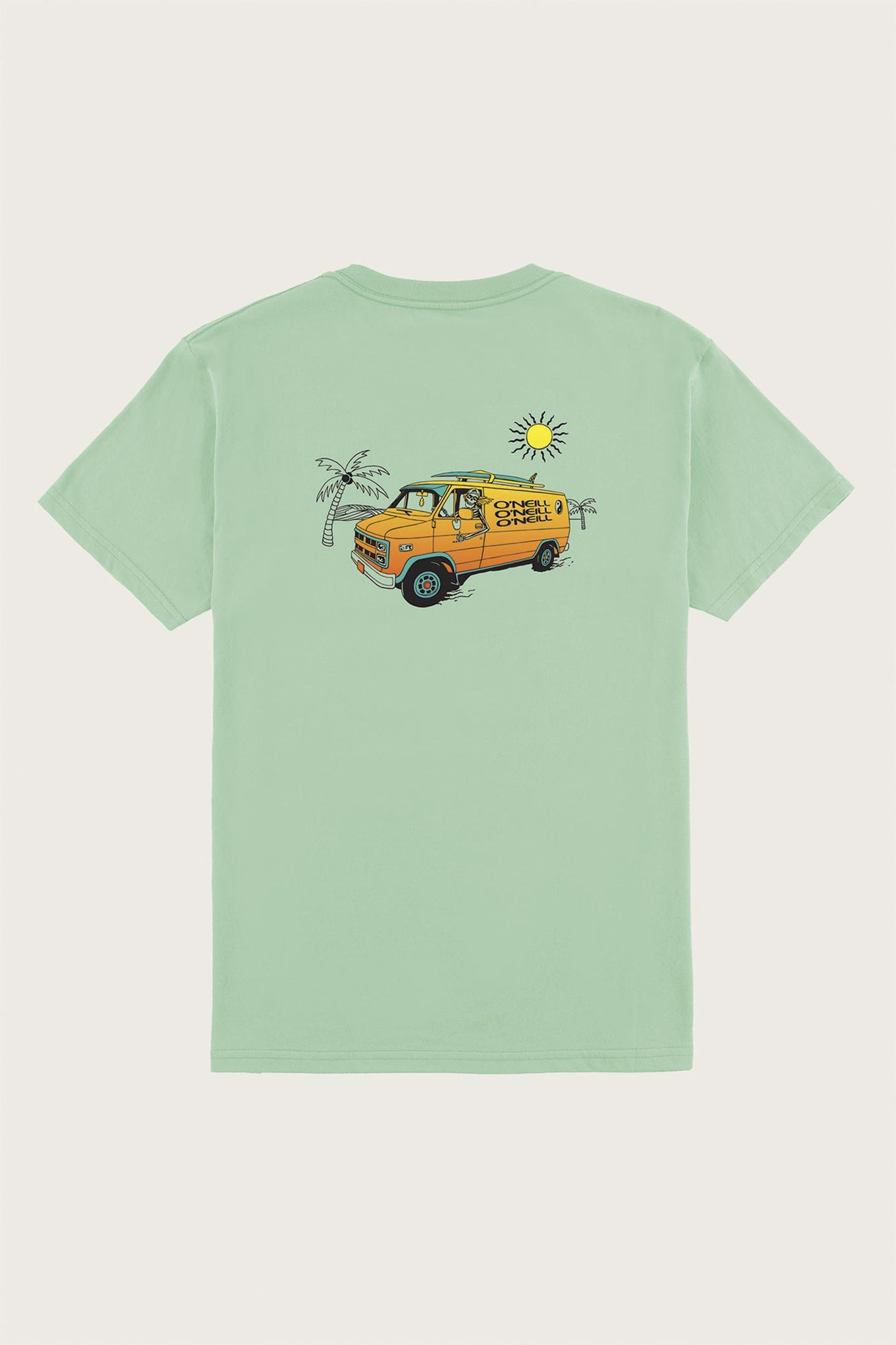 Boys Suns Out Tee - Spring Mint | O'Neill