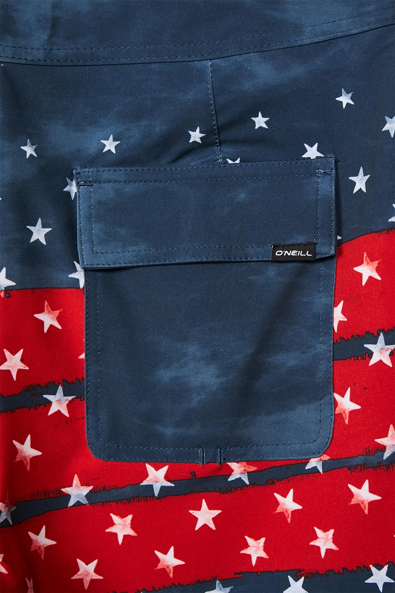 Superfreak Allegiance Boardshorts - Red White Blue | O'Neill
