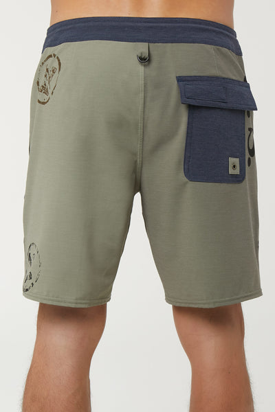 SUPERFREAK BRIGADE BOARDSHORTS