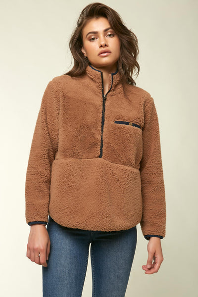 Sutton Sherpa Pullover | O'Neill Clothing USA