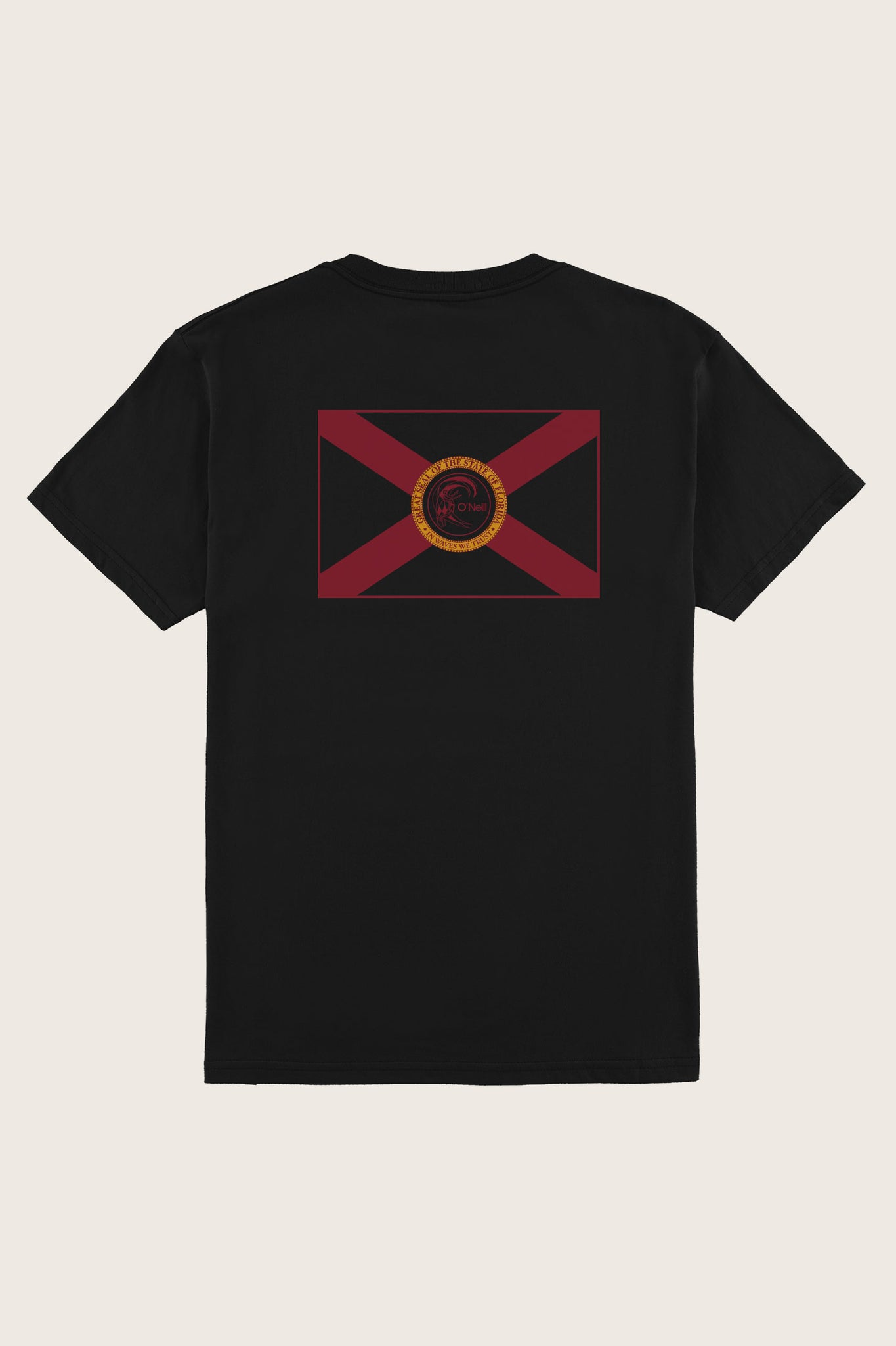 Swamped Tee - Black | O'Neill