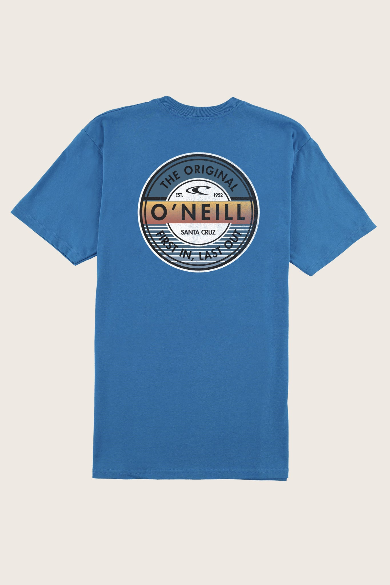 Tanger Tee - Brilliant Blue | O'Neill