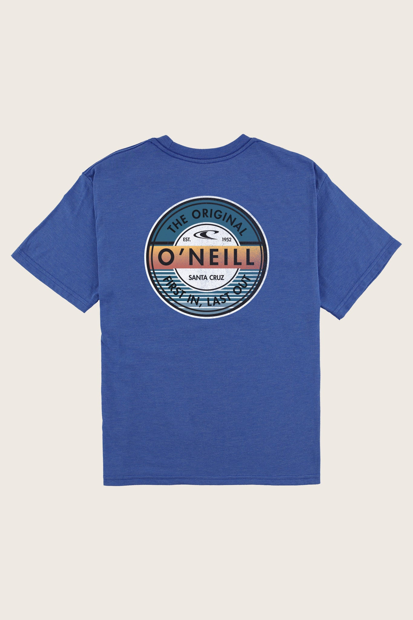 Boys Tanger Tee - Royal Heather | O'Neill
