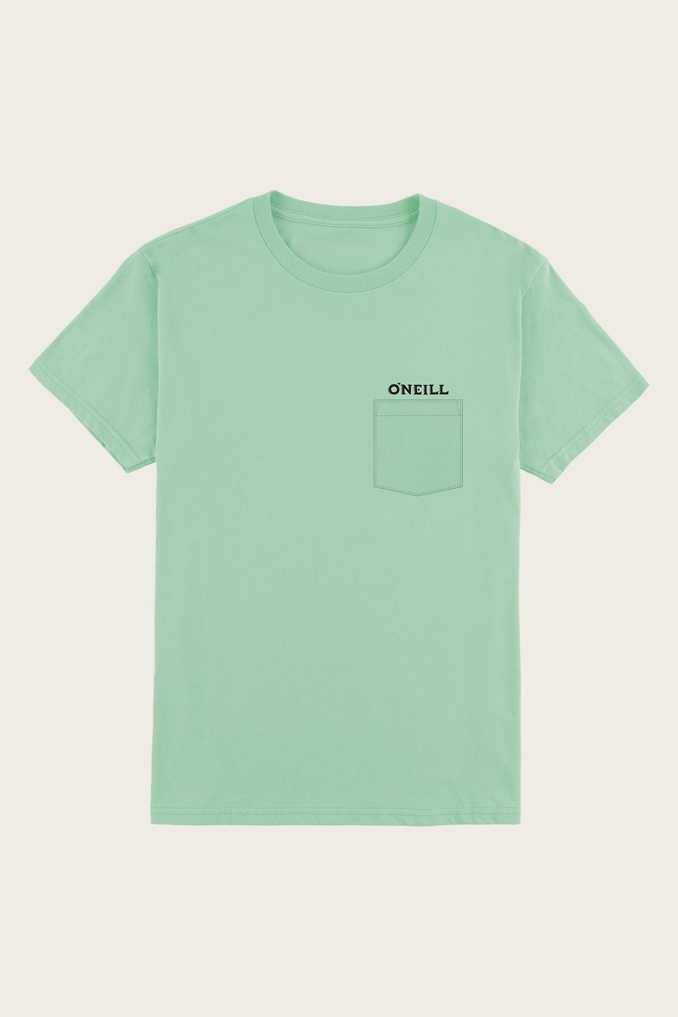 Target Location Pocket Tee - Spring Mint | O'Neill