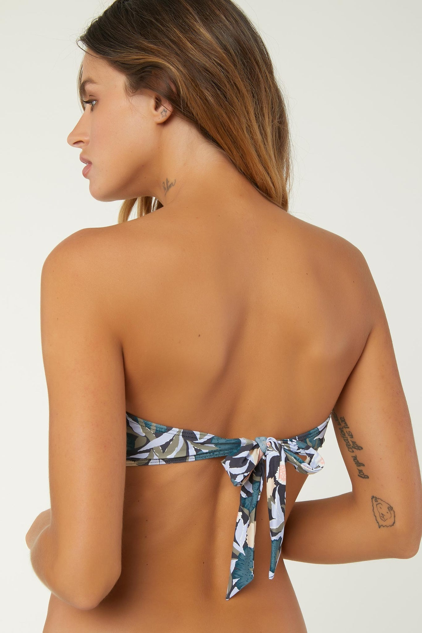 Teegan Bandeau Top - Multi | O'Neill