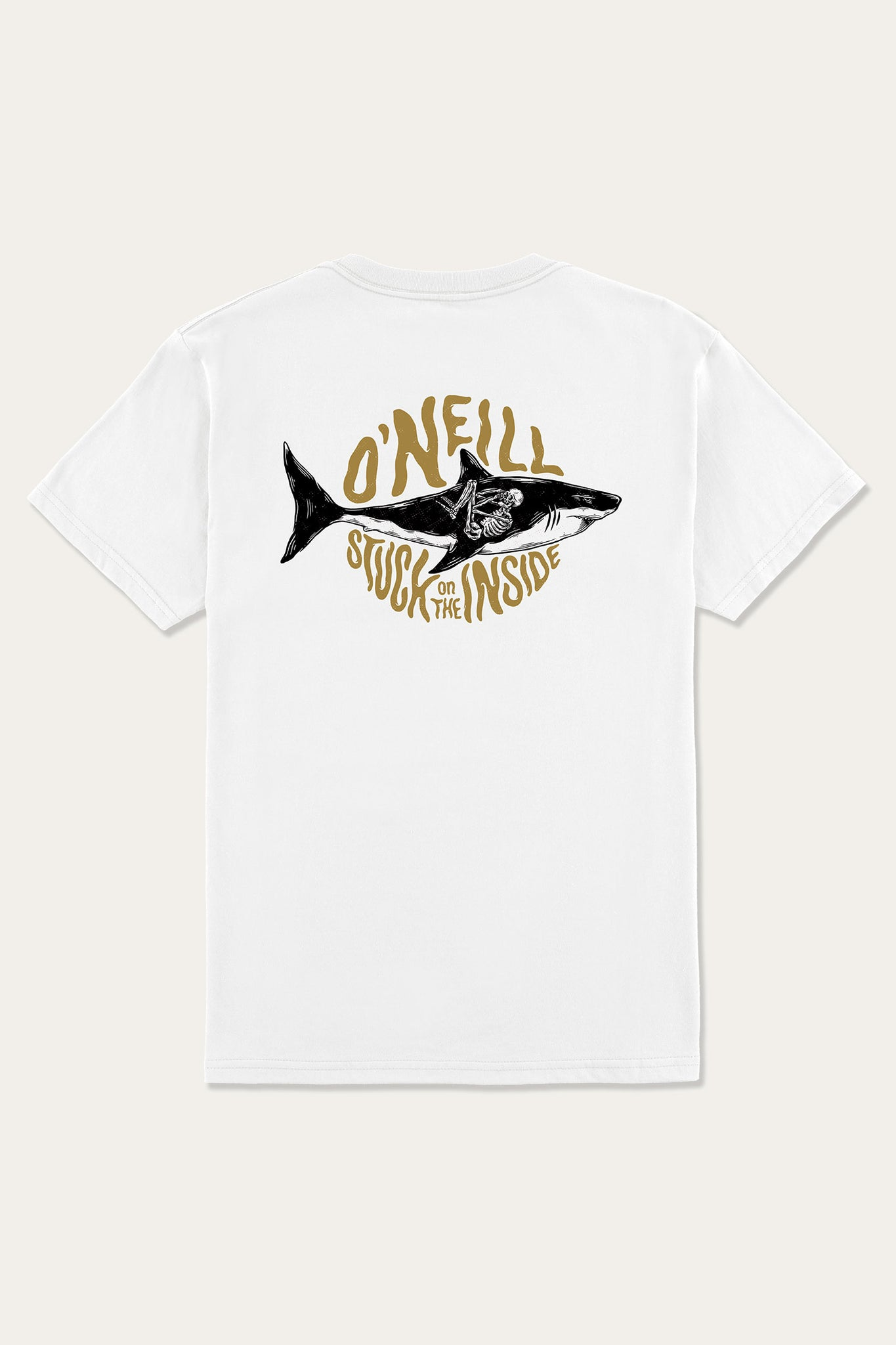 The Inside Tee - White | O'Neill