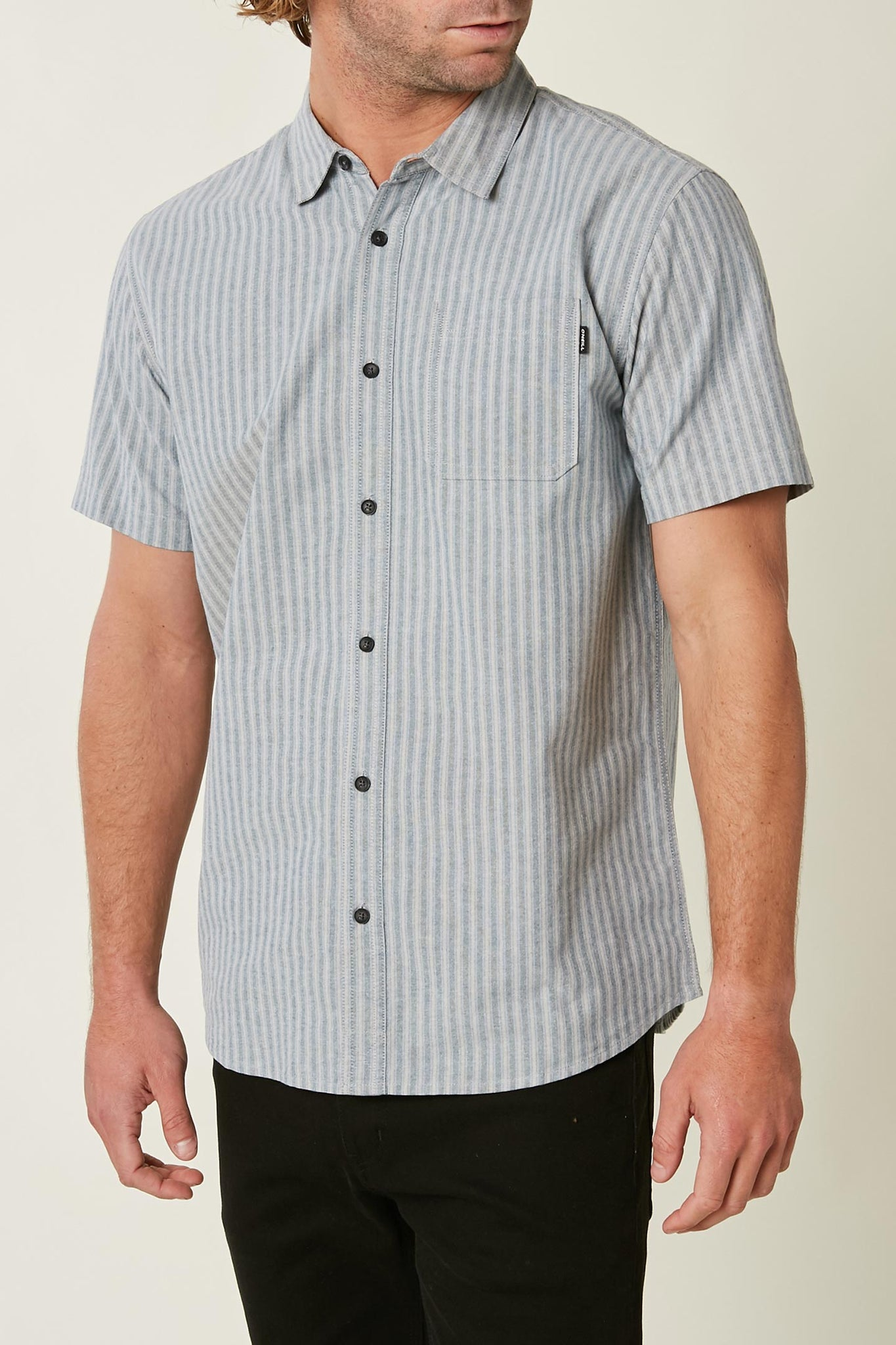 Theodore Stripe Shirt | O'Neill Clothing USA