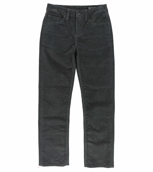 BOYS STRAIGHT CORD PANT