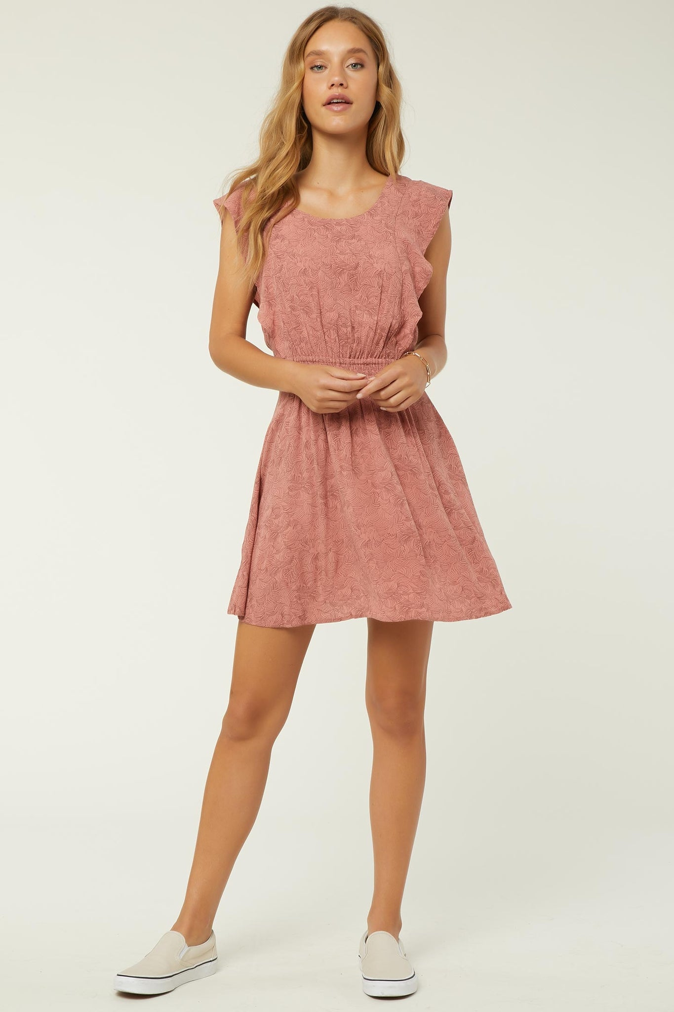 Thompson Dress - Rose Dawn | O'Neill