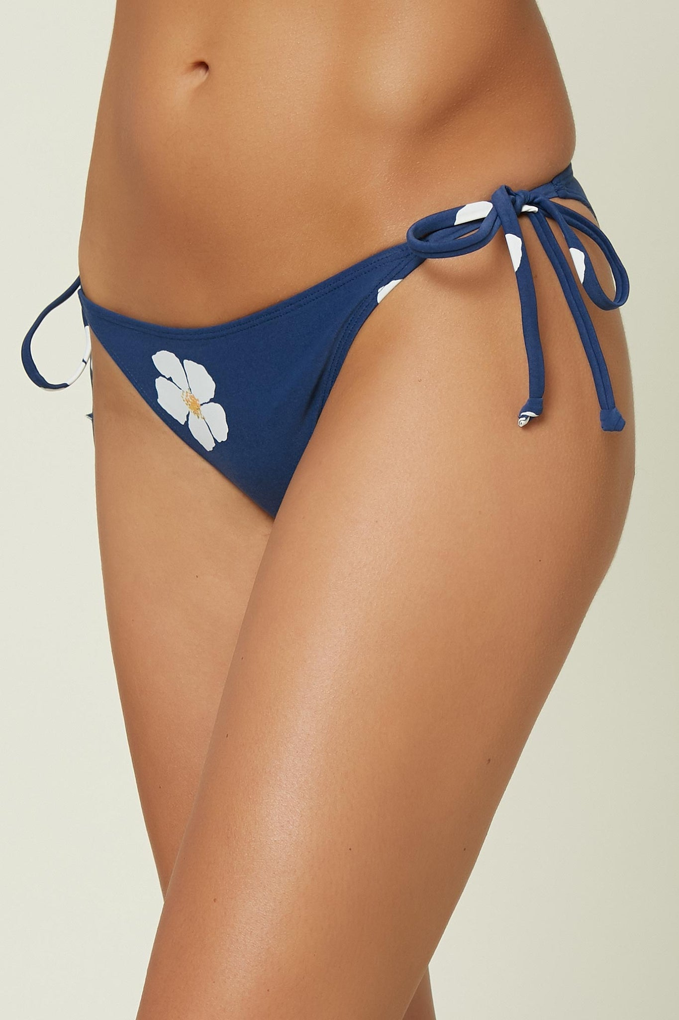 Tinley Side Tie Bottoms - Navy | O'Neill
