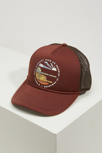 TRADEMARK TRUCKER HAT