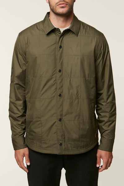 TRAVELER REVERSIBLE JACKET