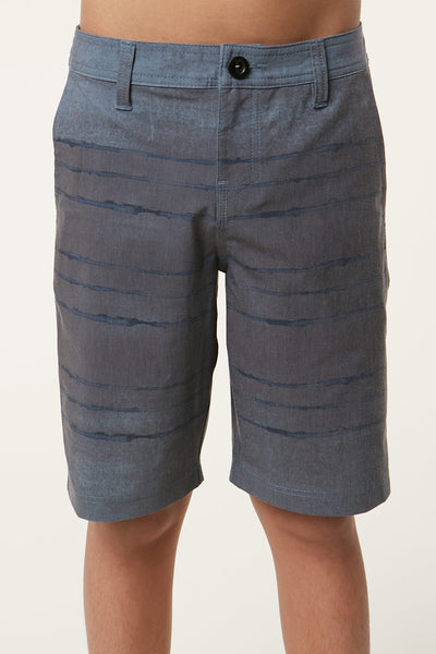 BOYS TYE STRIPER HYBRID SHORTS