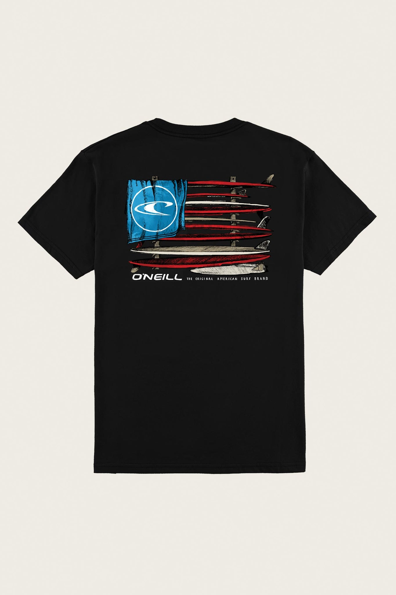 United Tee - Black | O'Neill