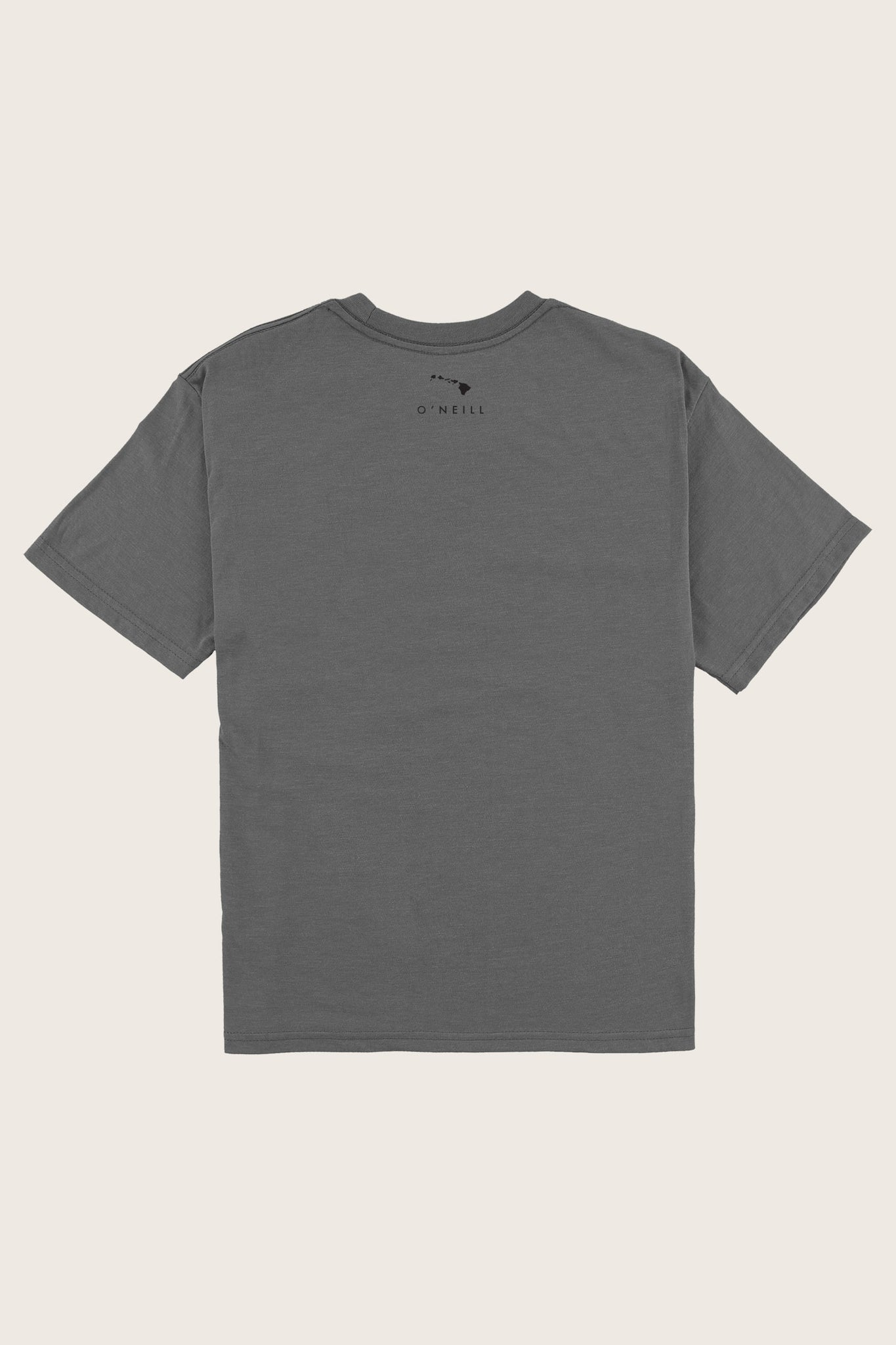 Boys Upcountry Tee - Medium Heather Grey | O'Neill