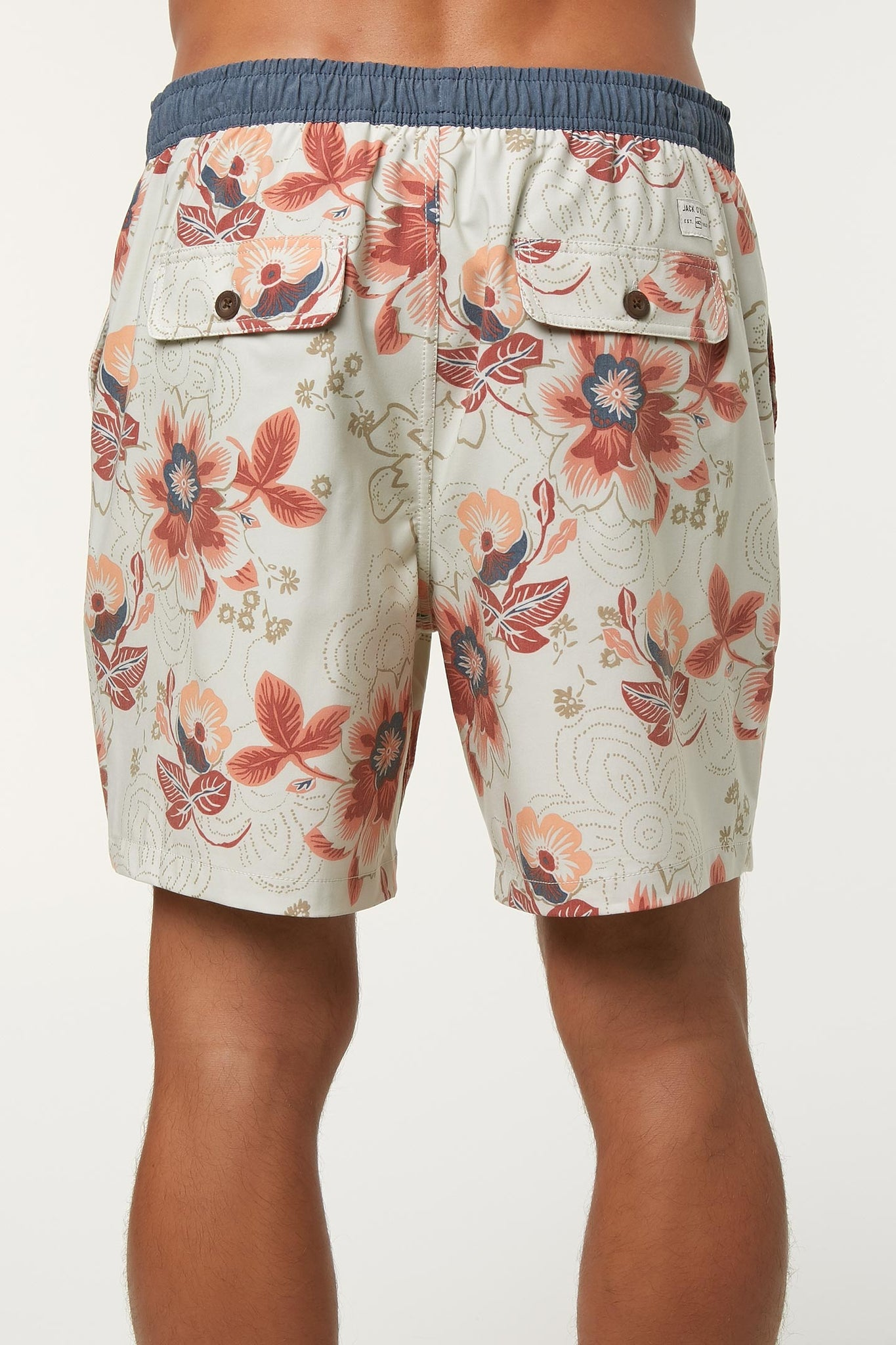 Jack O'Neill Vacation Boardshorts - Bone | O'Neill