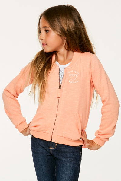 LITTLE GIRLS VAL JACKET