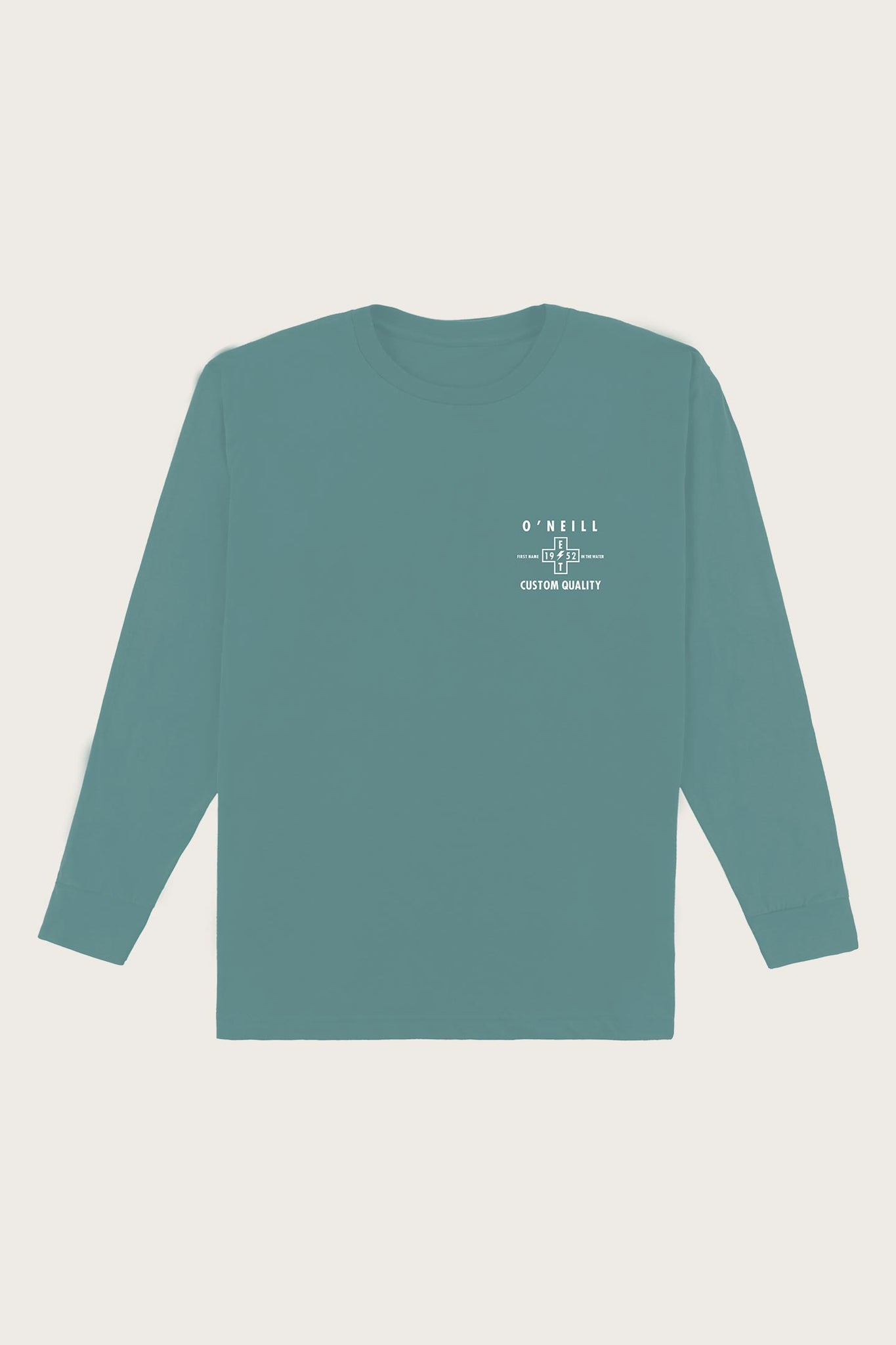 Boys Verge Long Sleeve Tee - Ocean | O'Neill