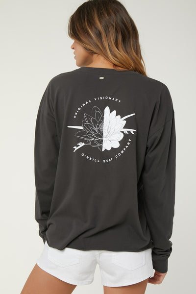 VISIONARY LONG SLEEVE TEE