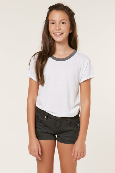 501aa501 GIRLS WAIDLEY SHORTS ...