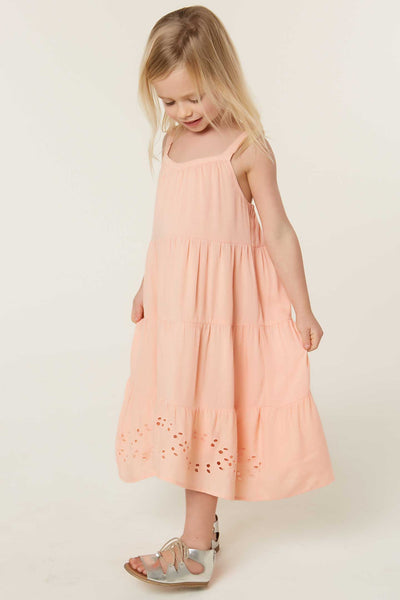 LITTLE GIRLS WANDERER DRESS