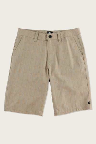 WESTMONT PLAID SHORTS