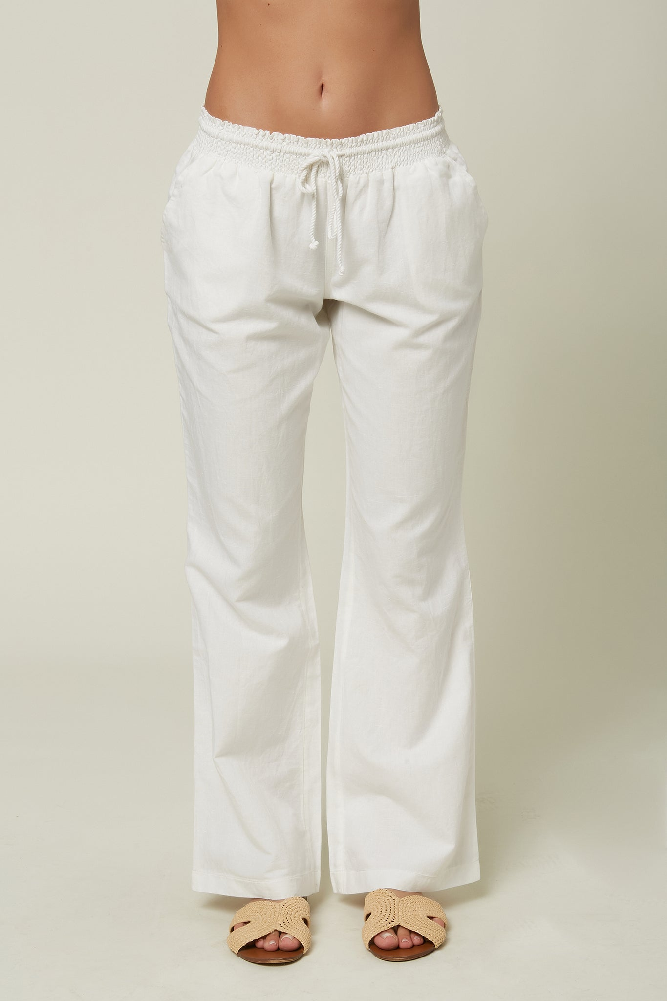 West Wave Beach Pants - Winter White | O'Neill