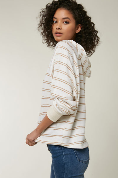 Willa Strip Hooded Pullover | O'Neill Clothing USA