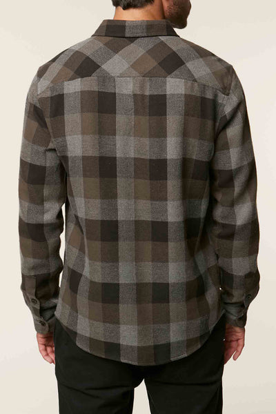 WILSHIRE FLANNEL SHIRT