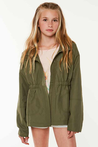 GIRLS WINDY JACKET