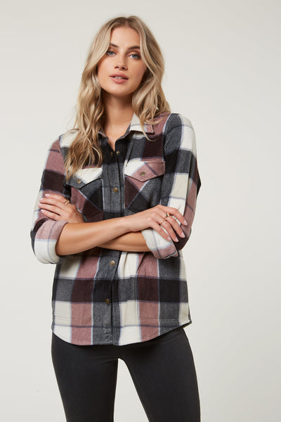 Zuma Superfleece Flannel | O'Neill Clothing USA