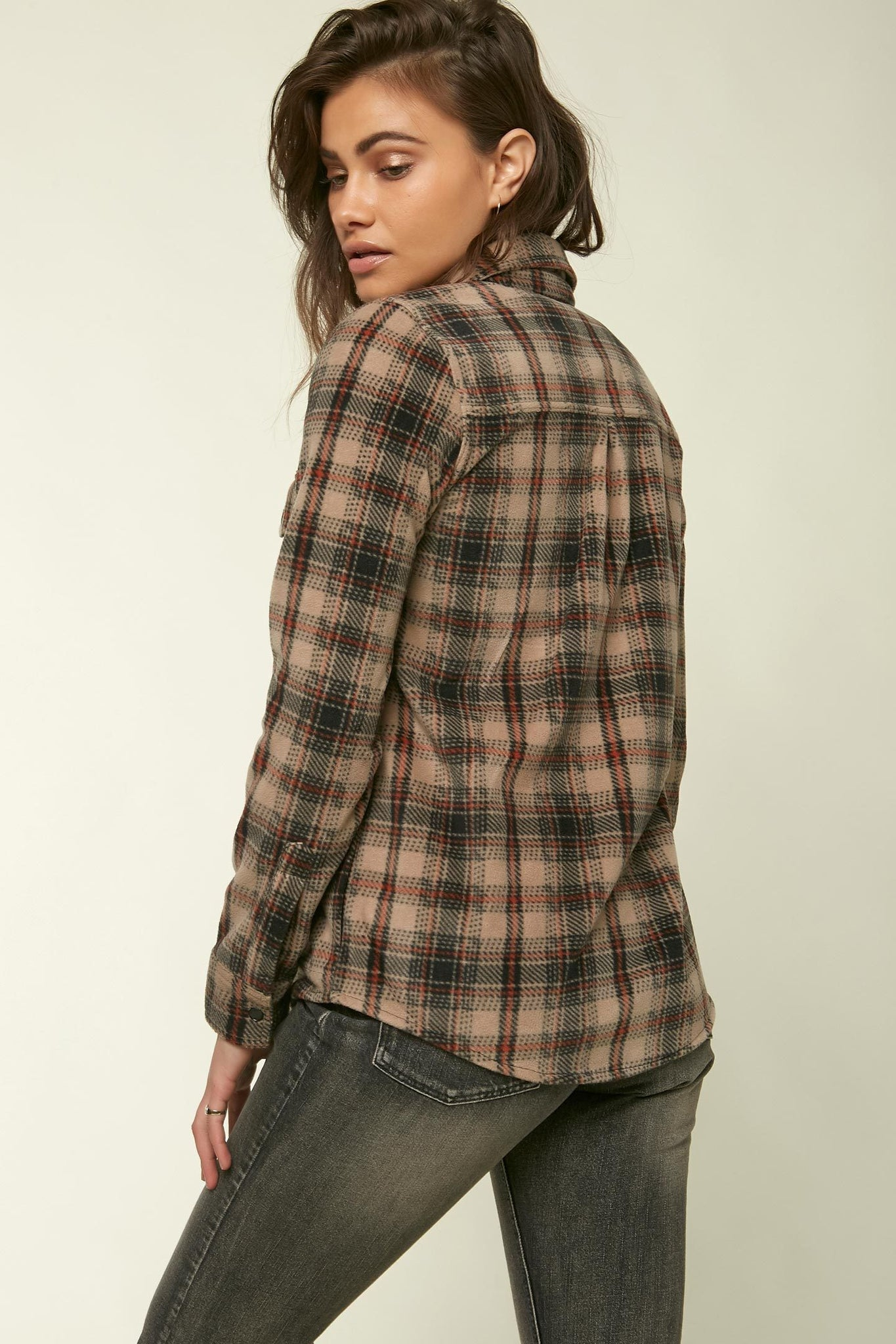 Zuma Superfleece Flannel Top | O'Neill Clothing USA