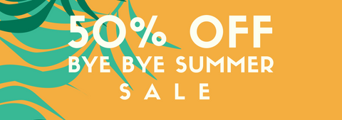 50% OFF Summer Style + Dresses & Rompers