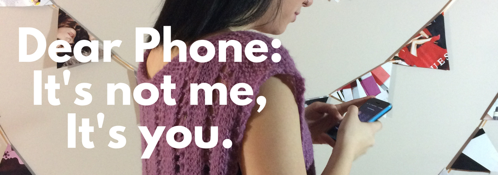 Why You Should Break Up With Your Smartphone