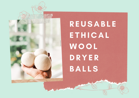 Why You Need to Ditch Dryer Sheets and Switch to Wool Dryer Balls