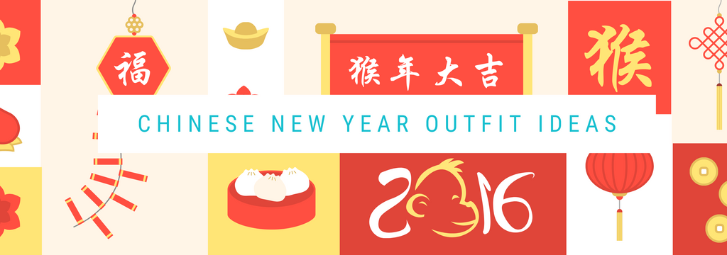 Chinese New Year 2020 Outfit Ideas